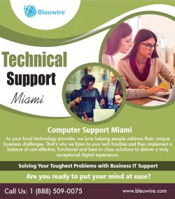 Technical Support Miami
