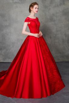 Vestidos de novia rojos baratos, Vestidos rojos de novia online