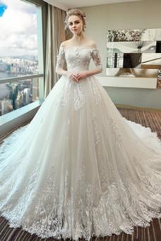 Vestidos de novia románticos baratos, Vestidos románticos de novia online