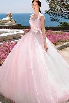 Vestidos de novia rosa baratos, Vestidos rosa de novia online