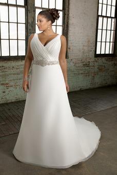 Vestidos de novia tallas grandes baratos online para gorditas