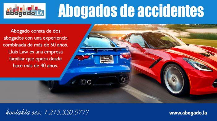 Abogados De Accidentes | Call – 213-320-0777 | abogado.la