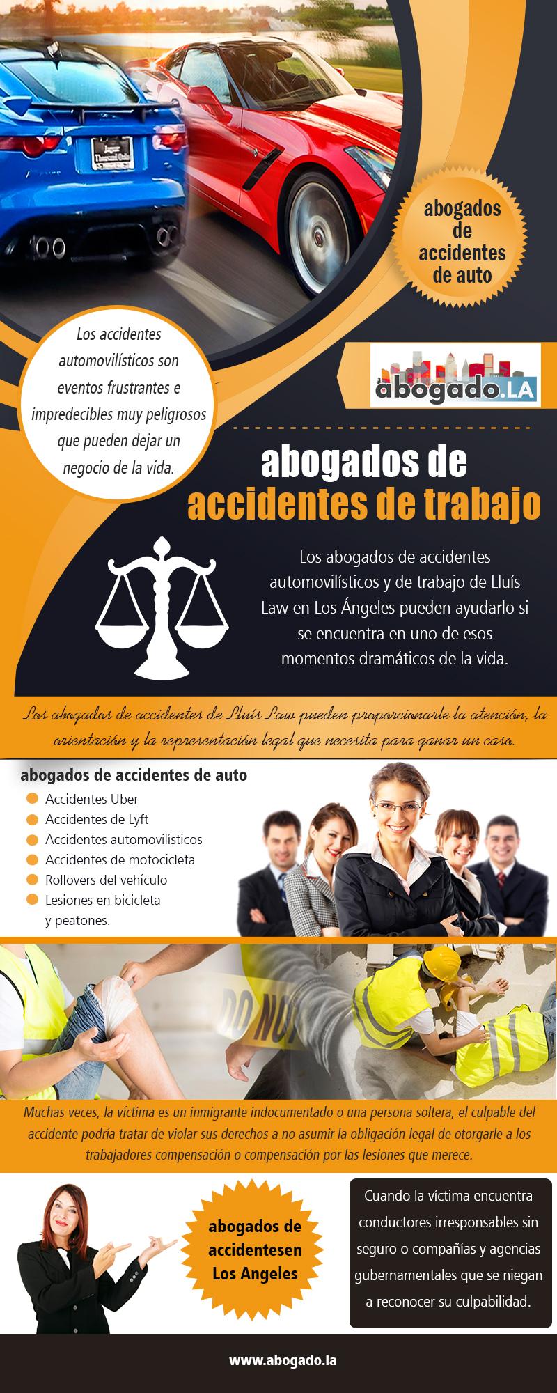 Abogados De Accidentes De Trabajo LA