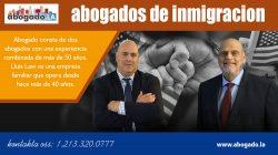 Abogados De Inmigracion | Call – 213-320-0777 | abogado.la