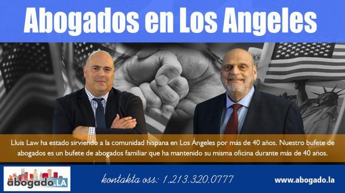 Abogados en Los Angeles