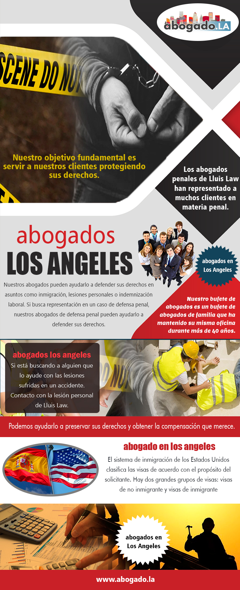 Abogados Los Angeles | Call – 213-320-0777 | abogado.la