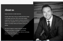 Canada business to business sales representative