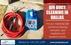Air Duct Cleaning in Dallas