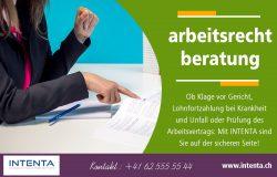 arbeitsrecht beratung | Call us 625555544 | intenta.ch