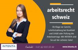 arbeitsrecht schweiz | Call us 625555544 | intenta.ch