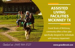 Assisted Living Facilities McKinney TX | 9725420606 | grandbrook.com