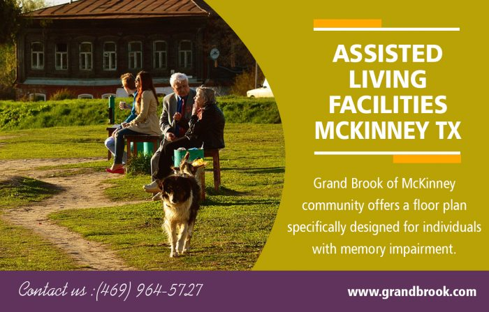 Assisted Living Facilities McKinney TX | 9725420606 | grandbrook.com