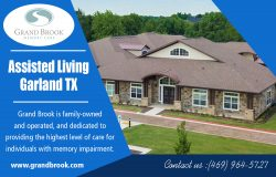 Assisted Living in Garland TX
