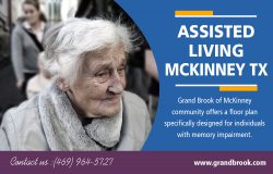 Assisted Living in McKinney TX | 9725420606 | grandbrook.com