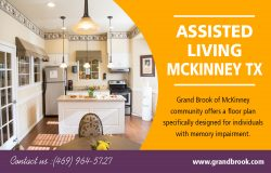 Assisted Living McKinney TX | 9725420606 | grandbrook.com