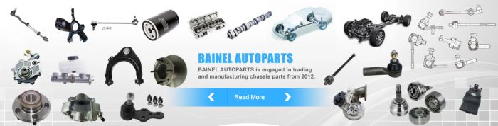 China Auto Parts Supplier