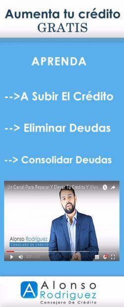 Aumenta tu crédito GRATIS!!