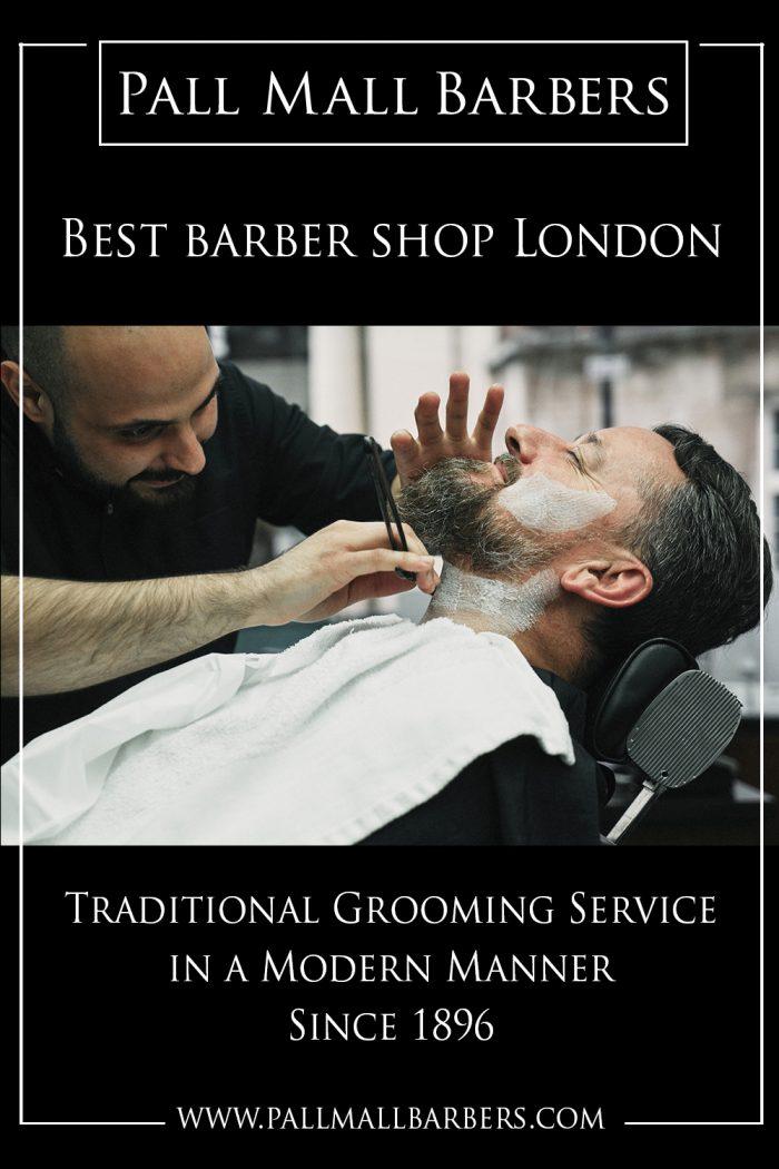 Best Barber Shop London | Call – 020 73878887 | www.pallmallbarbers.com