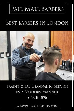Best Barbers in London | Call – 020 73878887 | www.pallmallbarbers.com