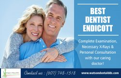 Best Dentist Endicott
