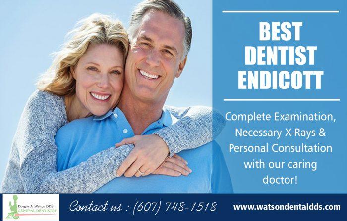 Best Dentist Endicott