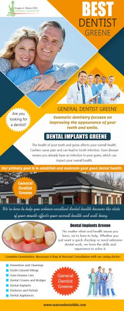Best Dentist Greene