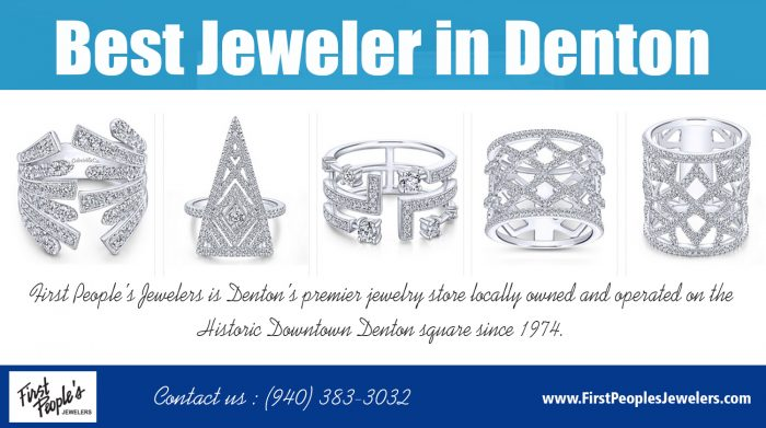 Best Jeweler in Denton