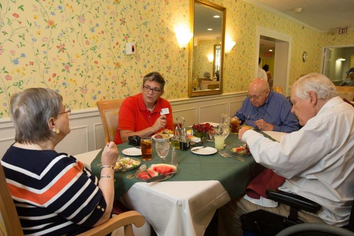Best Senior Living Community in Charlottesville,