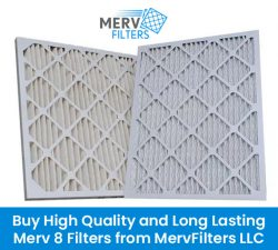 Buy High Quality and Long Lasting Merv 8 Filters from MervFilters LLC
