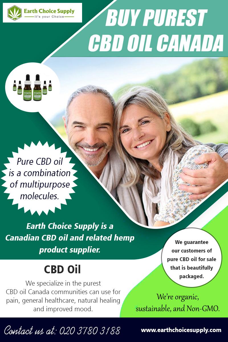 Buy Purest CBD Oil Canada   Call – 416-922-7238   earthchoicesupply.com