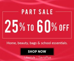LIfestyle Part Sale