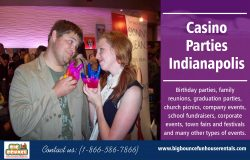 Casino Parties Indianapolis | Call – 1-866-586-7866 | bigbouncefunhouserentals.com