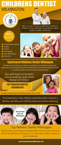 Childrens dentist wilmington
