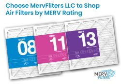Choose MervFilters LLC to Shop Air Filters by MERV Rating