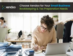 Choose Xendoo for your Small Business Bookkeeping & Tax Preparation Needs