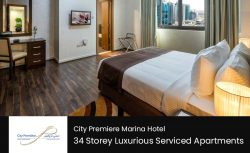 City Premiere Marina Hotel – 34 Storey Luxurious Serviced Apartments