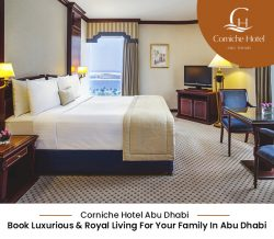 Corniche Hotel Abu Dhabi – Book Luxurious & Royal Living For Your Family In Abu Dhabi