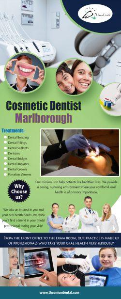 Cosmetic Dentist Marlborough