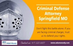 Criminal Defense Attorney Springfield MO