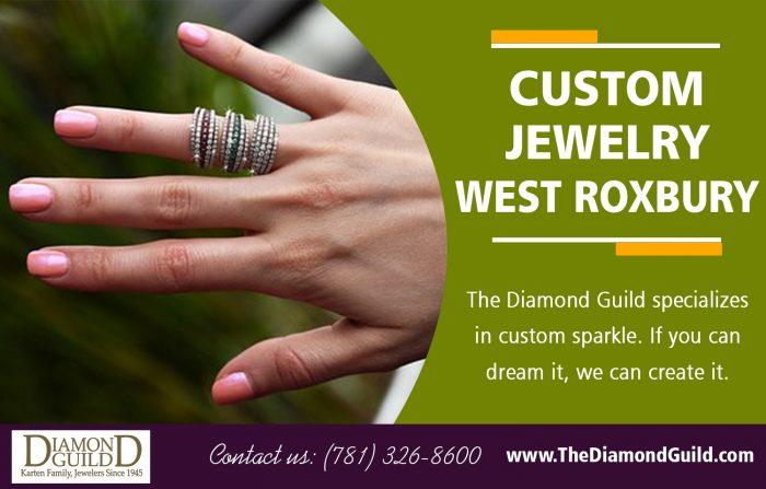 Custom Jewelry West Roxbury