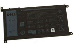 42Wh 11.4V 3 Cellules Batterie ordinateur portable pour Dell FY8XM