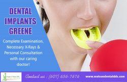 Dental Implants Greene