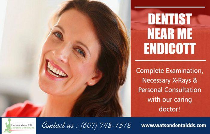 Dentist near me Endicott