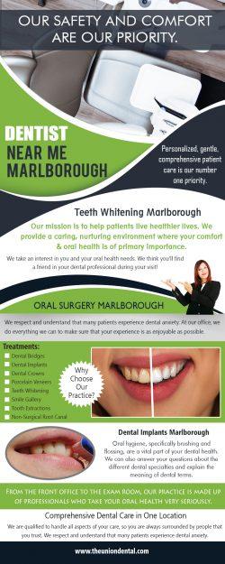 Dentist near me Marlborough