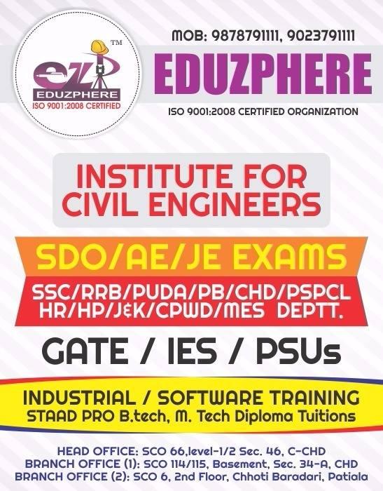 Eduzphere Institute For Civil Engineers