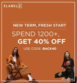 [Verified] Elabelz Coupon Code: Get 40% OFF + Use Promo Code Now