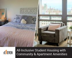 1Eleven – All-Inclusive Student Housing with Community & Apartment Amenities