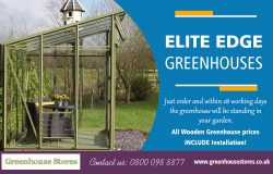 Elite Edge Greenhouses
