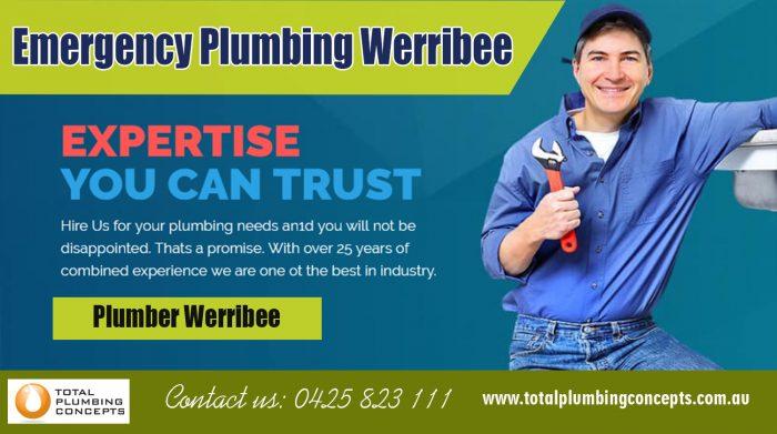 Emergency Plumbing Werribee