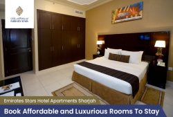 Emirates Stars Hotel Apartments Sharjah – Book Affordable and Luxurious Rooms To Stay